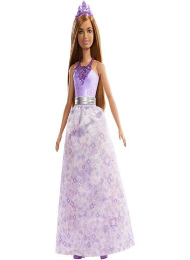 Barbie Barbie Prenses Bebek FXT13 Renkli